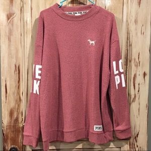 PINK by Victoria's Secret Woolly Pullover Top